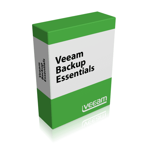 Veeam Backup Essentials v9