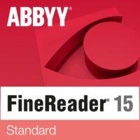 ABBYY FineReader 15 OCR Standard