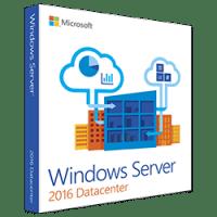 Windows Server DataCenter Core 2016