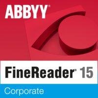 ABBYY FineReader 15 OCR Corporate