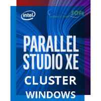 Intel Parallel Studio XE Cluster for C++ and Fortran - Windows