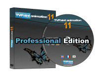 TVPaint Animation 11 Professional
