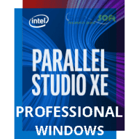 Intel Parallel Studio XE Professional for C++ and Fortran - Windows