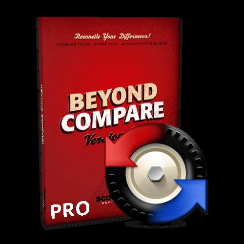Beyond Compare Pro
