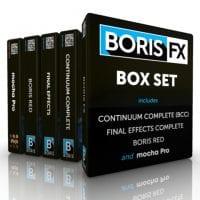 Boris Box Set for Adobe, Apple OFX