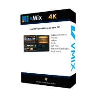vMix Live Production 4K