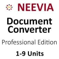 Document Converter Pro 1 to 9 units