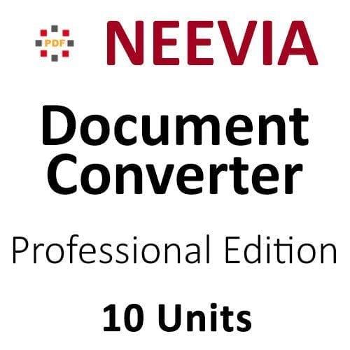 Document Converter Pro 10 units