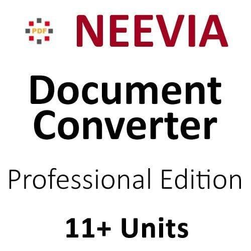 Document Converter Pro 11+ units