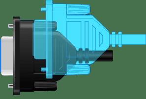 Full hardware serial ports emulation