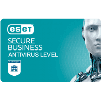 ESET Secure Business - Antivirus LEVEL