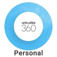 Articulate Storyline 360 Personal