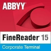 ABBYY FineReader 15 OCR Corporate Terminal