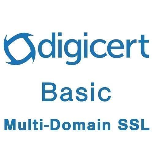 DigiCert OV Multi-Domain SSL Certificates