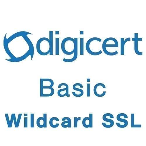 DigiCert OV Wildcard SSL Certificates