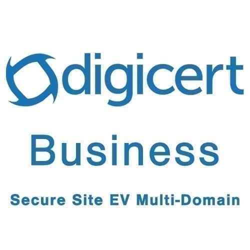 DigiCert Secure Site EV Multi-Domain SSL Certificates