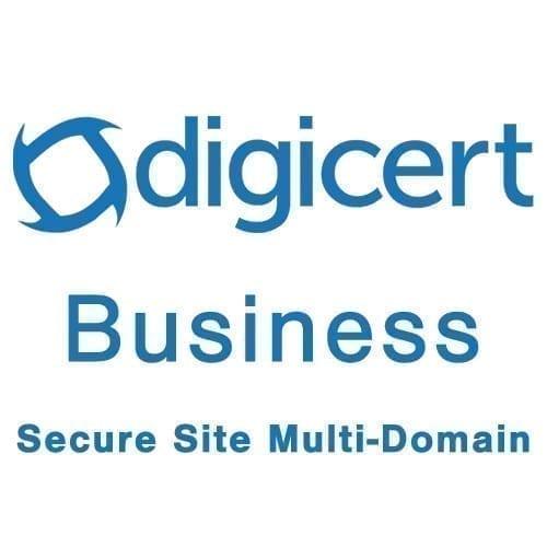 DigiCert Secure Site OV Multi-Domain SSL Certificates
