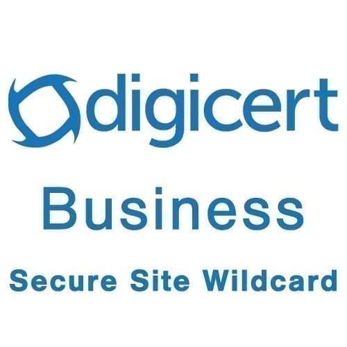DigiCert OV Secure Site Wildcard SSL Certificates