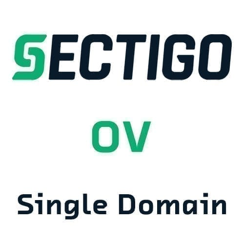 Sectigo OV SSL Certificates
